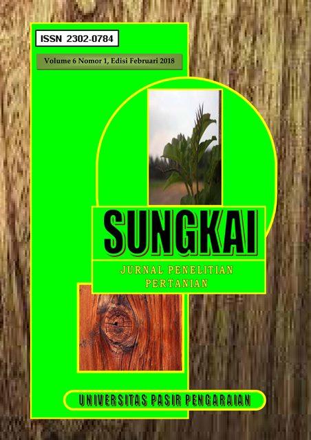 View Vol. 6 No. 1 (2018): JURNAL SUNGKAI